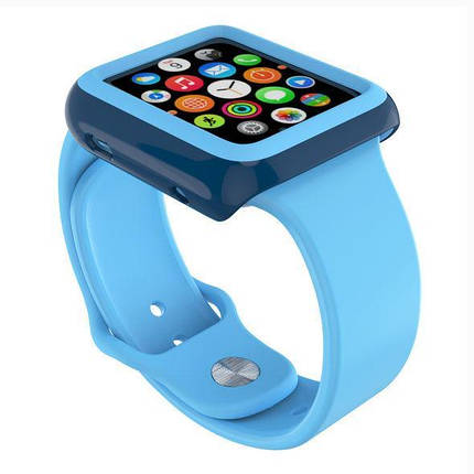 Чехол для Apple watch 42 mm Speck blue, фото 2