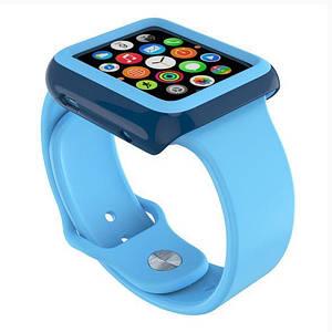 Чехол для Apple watch 42 mm Speck blue