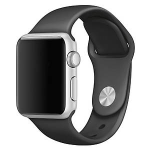 ✅ Ремешок xCase для Apple Watch Sport Band 38/40 mm Black (S)