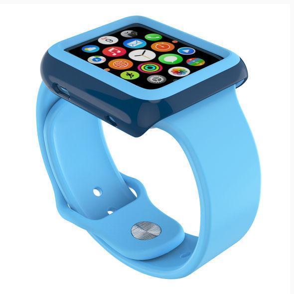 Чехол для Apple watch 38 mm Speck blue
