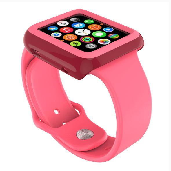 ✅ Чехол для Apple watch 38 mm Speck pink