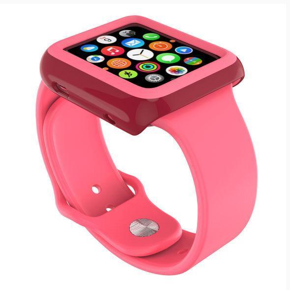 Чехол для Apple watch 38 mm Speck pink