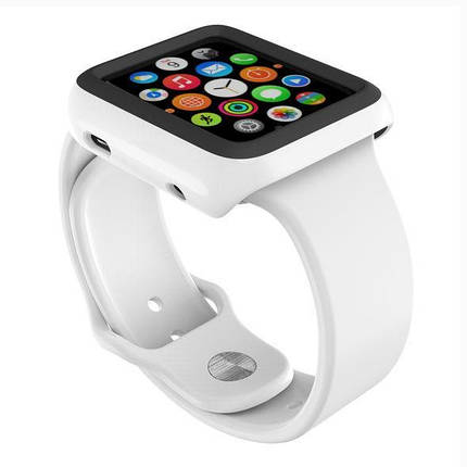 Чехол для Apple watch 38 mm Speck white, фото 2