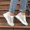 Женские летние кроссовки белые  SHABAOLI 36 размер, фото 2