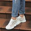 Женские летние кроссовки белые  SHABAOLI 36 размер, фото 7