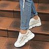 Женские летние кроссовки белые  SHABAOLI 36 размер, фото 8