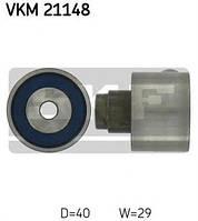 Паразитный обводной ролик ремня ГРМ VW CADDY 1.6 TDI 2.0TDI 09- SKF VKM21148