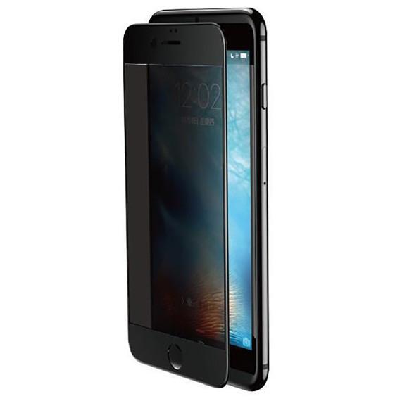 Защитное стекло  для iPhone 7/8 2,5D black Privacy Антишпион тех.упак.