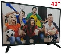 "Телевизор Comer,  Диагональ 43"" дюйма, Смарт ТВ + Т2, Смарт телевизор, Smart телевизор, Андроид телевизор, фото 1"