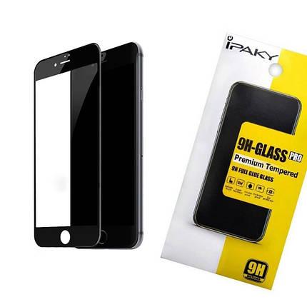 ✅ Защитное стекло для iPhone 7 Plus/8 Plus iPaky 0.33mm Black, фото 2