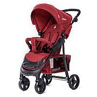 Коляска прогулочная CARRELLO Quattro CRL-8502, Красный