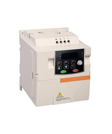 Частотний перетворювач Турбовент CDI-E102G2R2T4B 2.2 кВт 380/380, фото 2
