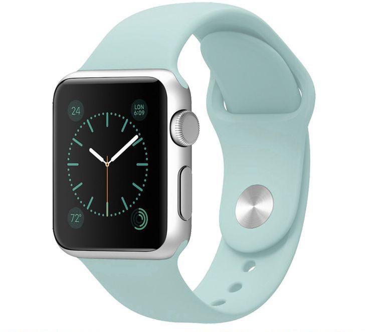 Ремешок xCase для Apple Watch Sport Band 42/44 mm Mint (S)