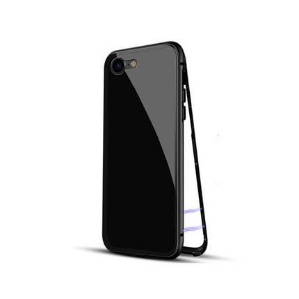 Чехол  накладка xCase для iPhone 7/8 Magnetic Case черный, фото 2