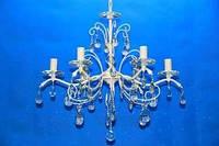 Люстра свеча (ВЛ) L29670/6 (GWT)