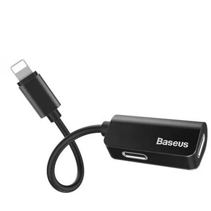 Audio Digital Converter Baseus L37 2 Lightning black, фото 2