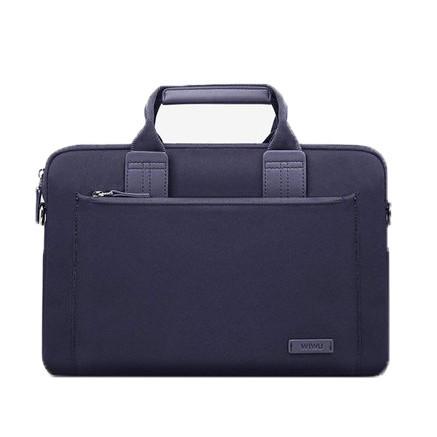 Сумка для ноутбука Wiwu Athena Slim 13.3'' blue