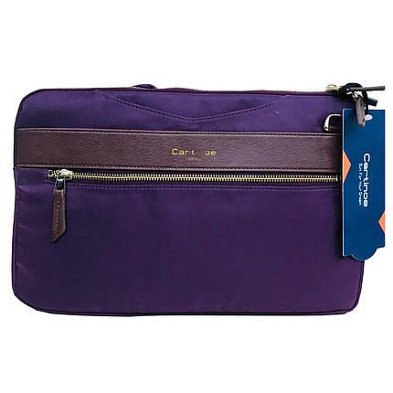 ✅ Сумка для ноутбука Cartinoe College Business 12'' purple, фото 2