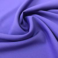 Габардин однотонный фиолетовый, ширина 150 см, фото 1