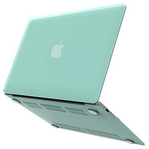 "Чехол накладка DDC пластик для MacBook Air 13"" (2008-2017) matte mint"