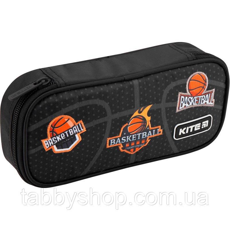 Пенал школьный KITE Education 662 Basketball