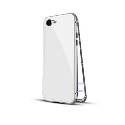 Чехол  накладка xCase для iPhone 6/6s Magnetic Case белый, фото 2