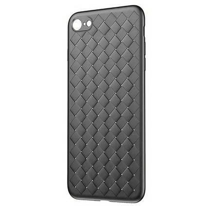 Чехол для iPhone 6Plus/6sPlus Weaving Case черный, фото 2