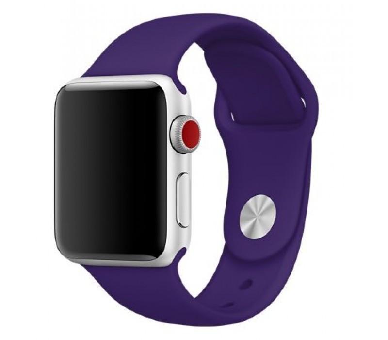 Ремешок xCase для Apple Watch Sport Band 42/44 mm Ultra violet (S)