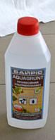 Ультрабиозащита для обработки древесины Aquagrunt Байрис 1 л.