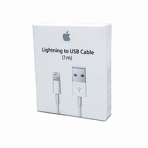 ✅ Кабель USB для iPhone Lighting(Md818 FE/A) в коробке