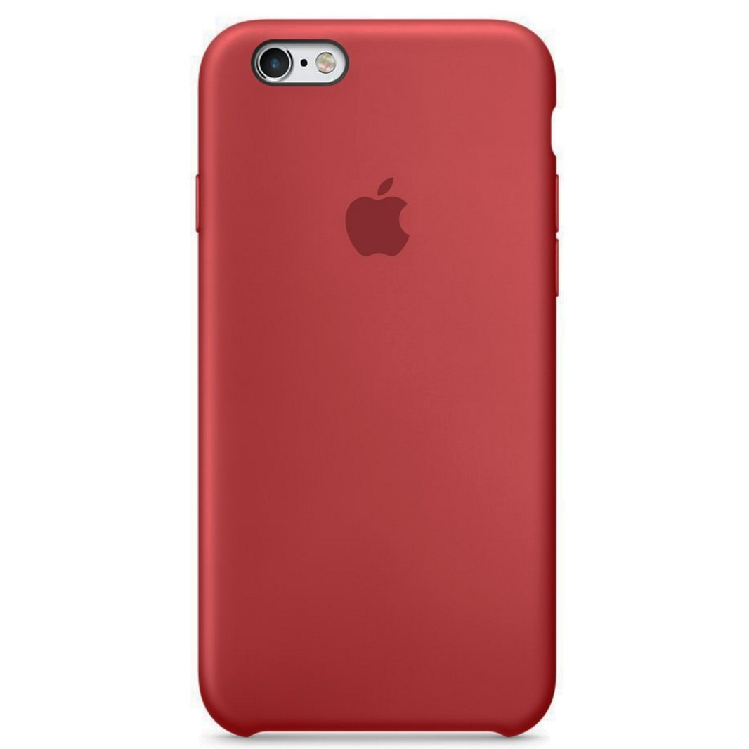 Чехол для iPhone 6 plus/6s  plus Silicone Case камелия(13)