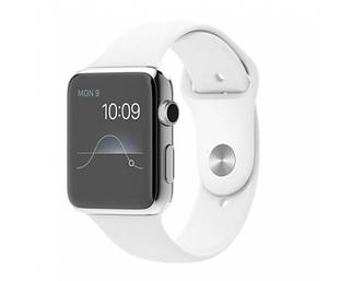 ✅ Ремешок xCase для Apple Watch Sport Band 42/44 mm White (S)