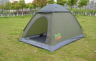 Палатка 2-х местная Green Camp 1503
