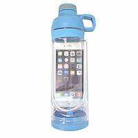 Спортивная бутылка для воды и телефона SO-KID Н-606 400 мл