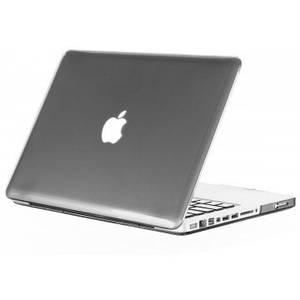 "Чехол накладка пластик для MacBook Pro 13"" Retina (2012-2015) crystal grey"