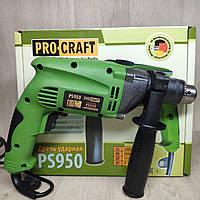 Дрель ударная Procraft PF-950, фото 1