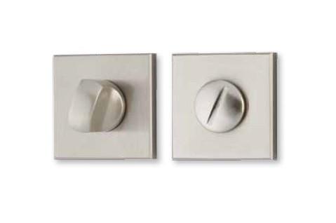 Накладка WC-фиксатор ZOGOMETAL 283-03 WC никель матовый (Греция)