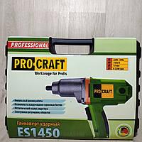 Гайковерт Ударный Procraft ES 1450, фото 1