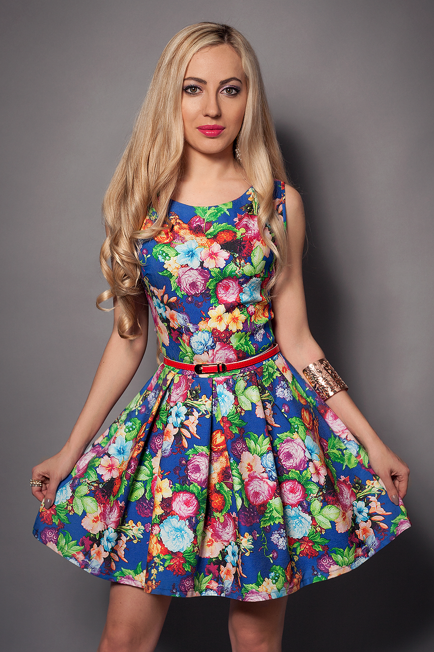 Сукня мод 371-9 розмір 44,46,48