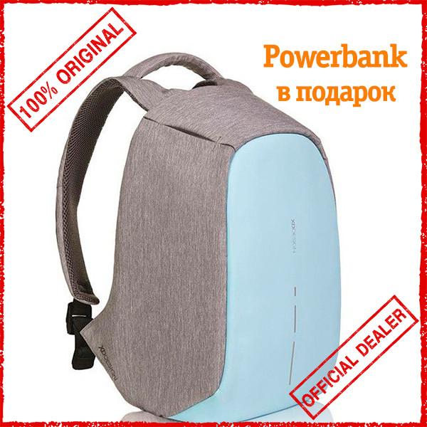 539bee82e8d1 Рюкзак анти-вор для ноутбука XD Design Bobby Compact 17л P705.530 - Сеть
