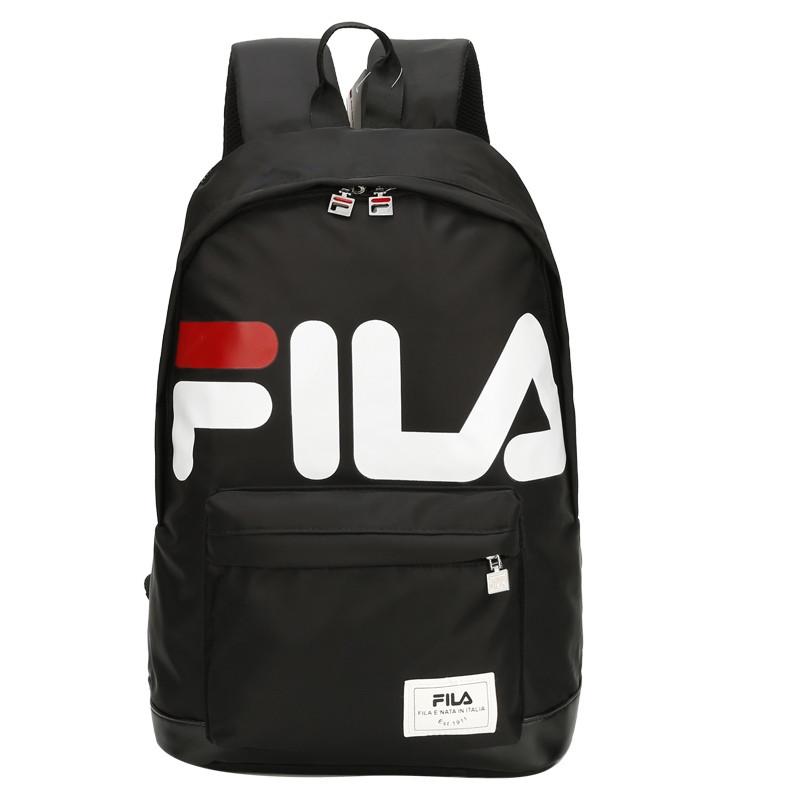 Рюкзак Fila черного цвета. Реплика. Топ качество!!!