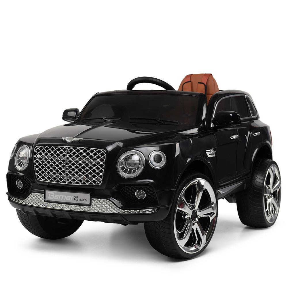 Машина M 3586EBLR-2 Черный BAMBI