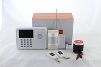 Сигнализация для дома GSM JYX G1, Сигнализация домашняя с датчиком движения, Охранная система для дома