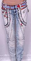 Женские модные джинсы ТУРЦИЯ