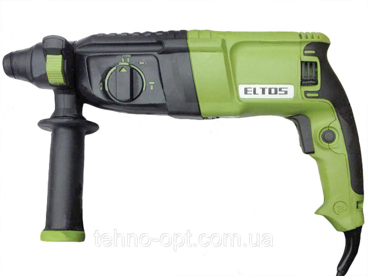 Перфоратор прямой Eltos ПЭ-1050 DFR патрон