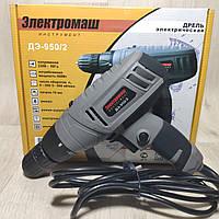 Шуруповерт сетевой Электромаш ДЭ-950/2 двух скоростной, фото 1