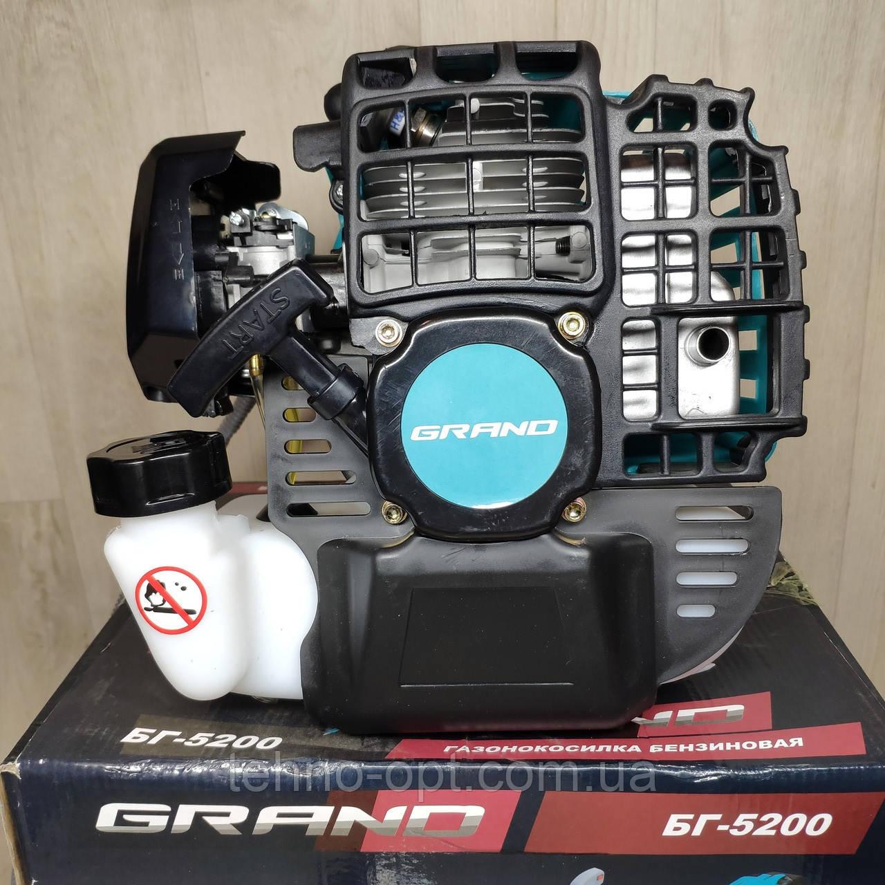 Бензокоса Grand БГ-5200