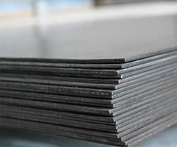 Лист сталевий гарячекатаний ст 40Х 80х1500х6000 мм цк