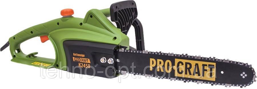 Электропила Procraft 2450