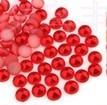 Полужемчуг Красный, 5 мм. Цена за 100 шт